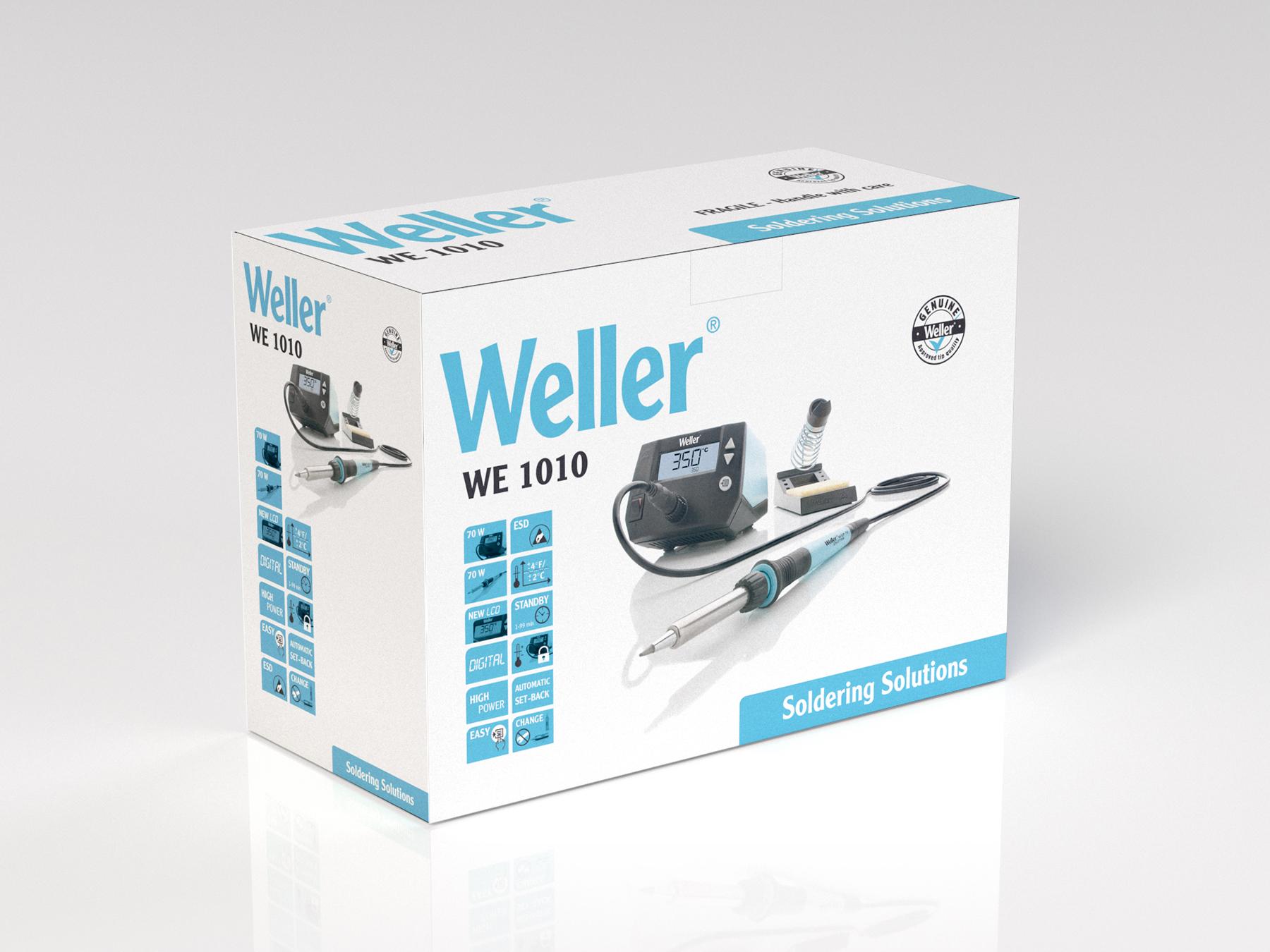 3D Rendering | Weller