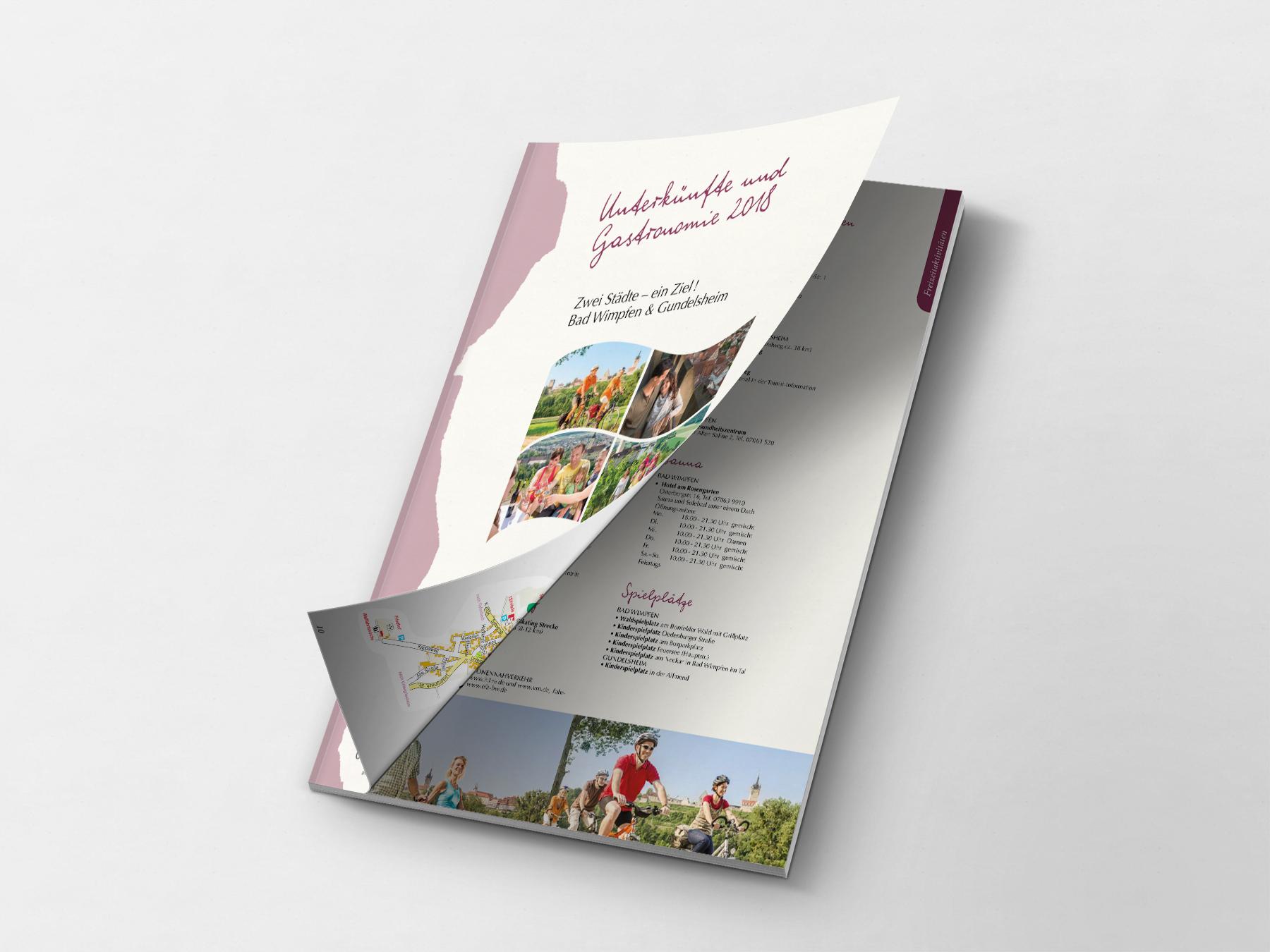 Broschüre | Bad Wimpfen